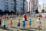 """Летнее развлечение """"Русские народные традиции"""""""