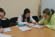 Закончилась практика студентов на базе нашего Центра